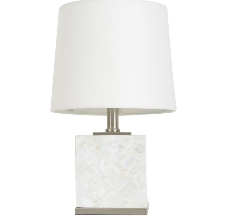 Table Lamp Target Inspo For Mariana S Room Shell Lamp