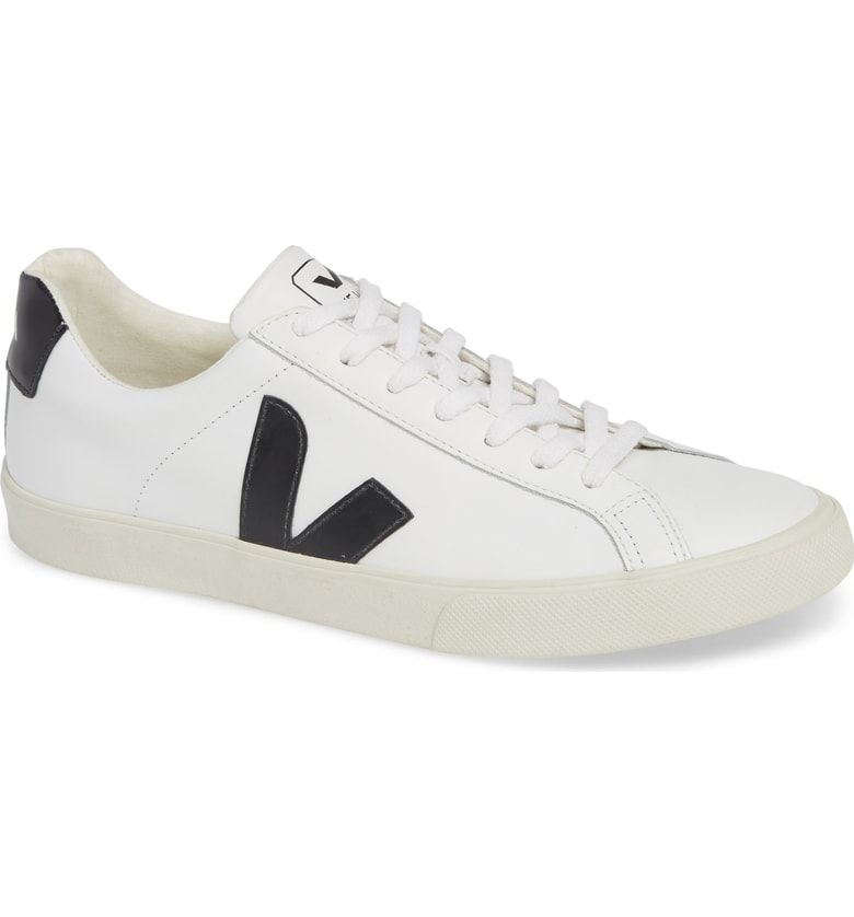 Amazing Deal on Veja Net Sustain V 10 Leather Sneakers White