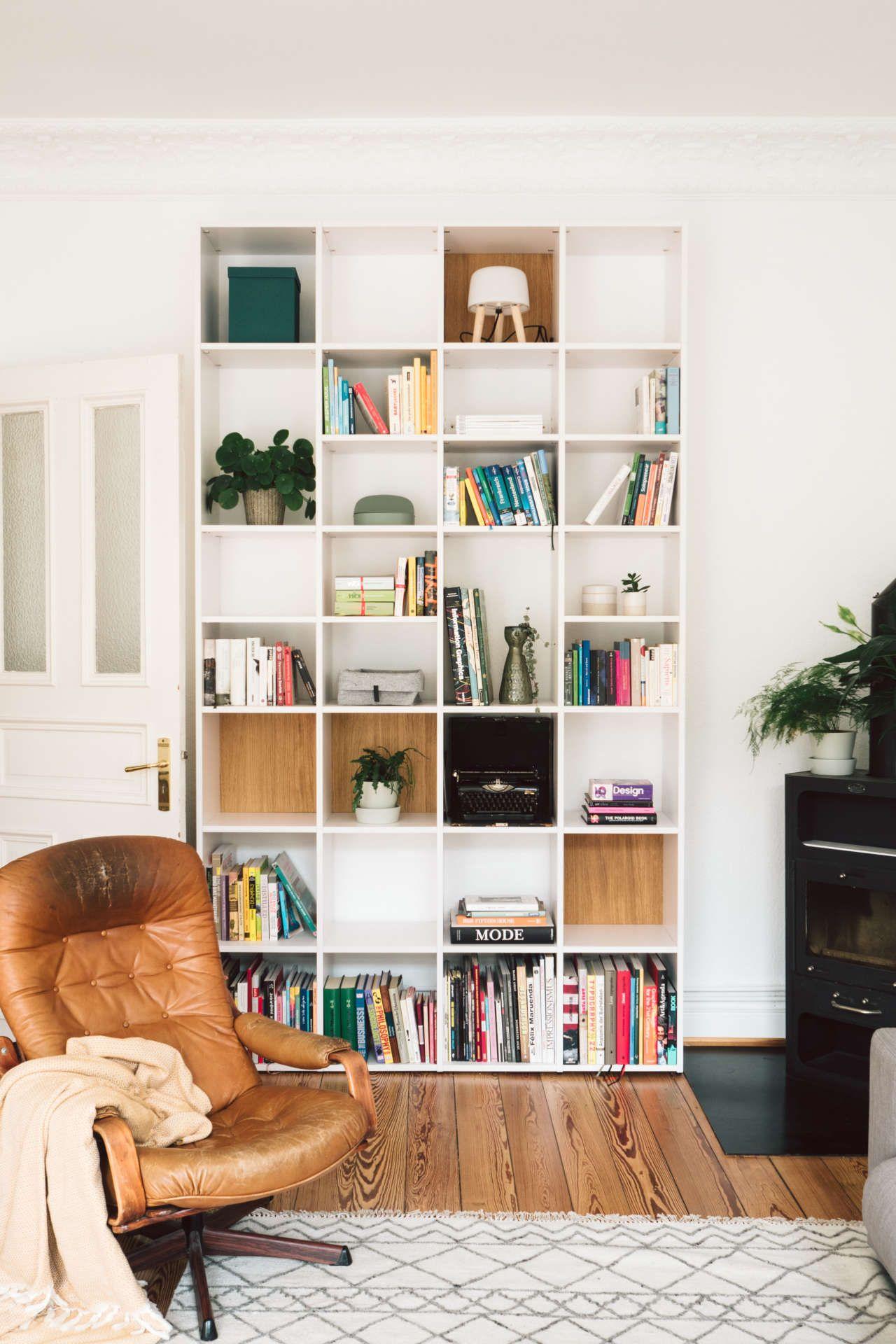 Wohnzimmer Update Mein Traum Von Bücherregal Coole Raumgestaltung Wohnzimmer Regal Musikzimmer Ideen