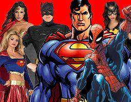 Superhero Party Supplies   Superhero Decorations   Themes   Party Shop