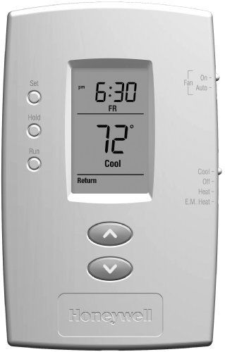 T Stat Prog Hp 2 Ht 1 Cl 5 2 By Honeywell 43 89 Th2210d1007 Honeywell Inc T Stat Prog Hp 2 Ht 1 Honeywell Thermostats Programmable Thermostat Thermostat
