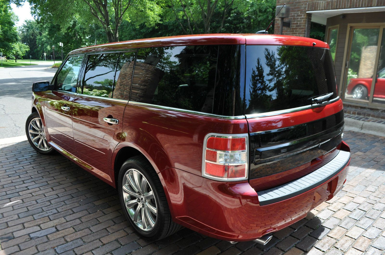 Ford Flex Limited Ecoboost Ebay Ford Flex Ford Flex