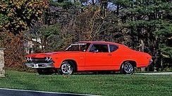 1969 Chevrolet Chevelle SS 300 Deluxe