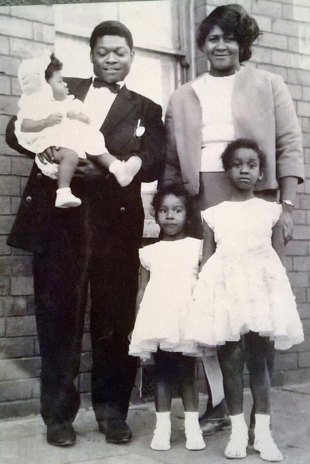 Grandma In Creole : grandma, creole, Grandparents, Mixed, Jamaican, Creole, Indian., Blasian., Sisters, Children., 6/6…, Family,, Infancy,, Jamaicans