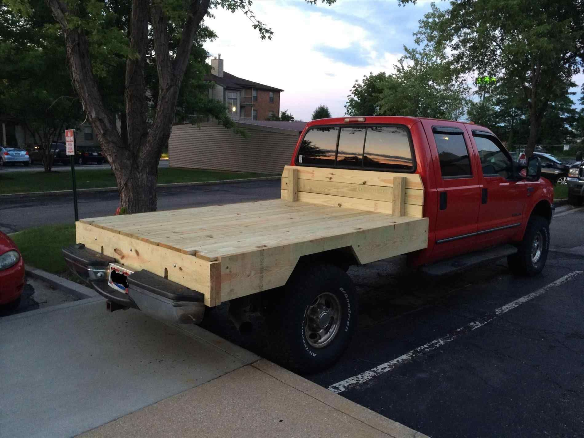 Flat Bed Green Wood Flatbed Truck Ford Wooden Truck Bedding