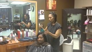 Melva Williams - YouTube Healthy Hair short seminar information while I style hair. Plenty of info if your losing your hair you want to watch this