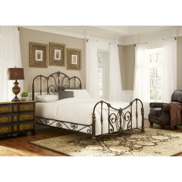 Fashion Bed Group Empress Gilded Bronze Steel Headboard Ping S On Headboards