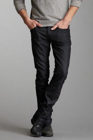 Stitch's Men Barfly Slim Straight Leg Jean in Northeastern