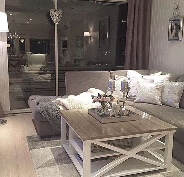 Cosy modern and a lil rustic lounge style .. | Rooms and Decor ...