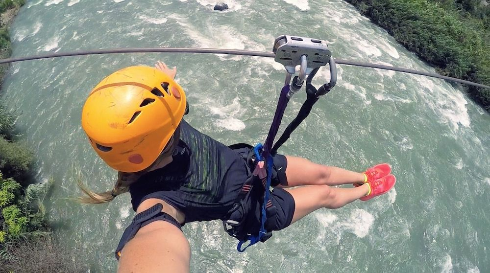 Canopy En Lunahuaná De Aventura Canopy Deportes De Aventura Deportes Extremos