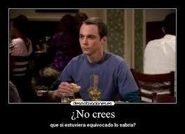 10 Mejores Frases De Sheldon Cooper