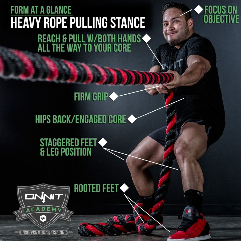 The Top 24 Battle Rope Exercises For Conditioning Onnit Academy Battle Rope Workout Exercise Daily Exercise Routines