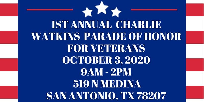 1st Annual Charlie Watkins Parade Of Honor For Veterans Veteran Owned Businesses News Vobeacon Veteran Veteran Owned Business Marine Corps Birthday