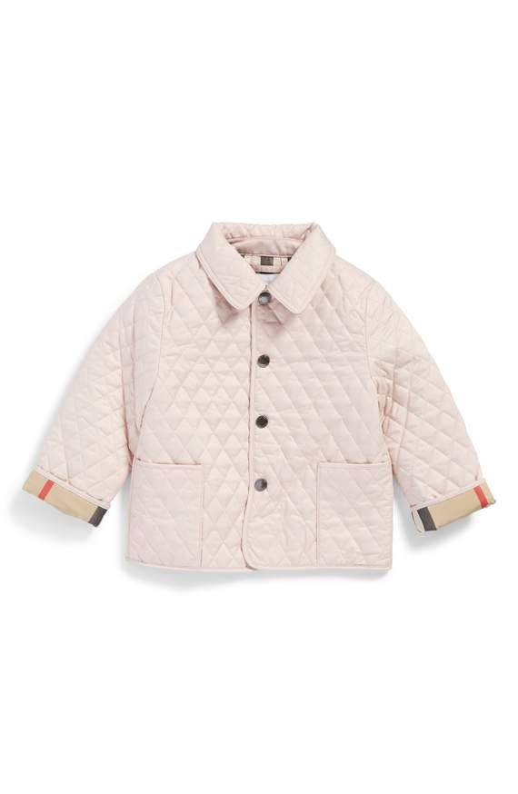 Product Image 1 Checked Jacket Quilted Jacket Burberry Quilted Jacket