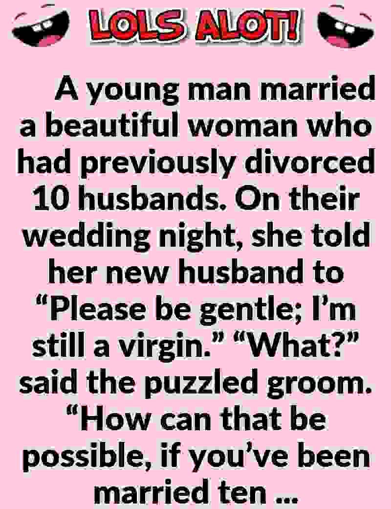 Hilarious Non Veg Joke The 11th Husband And Virgin Wife Jokes Hilarious Veg Jokes