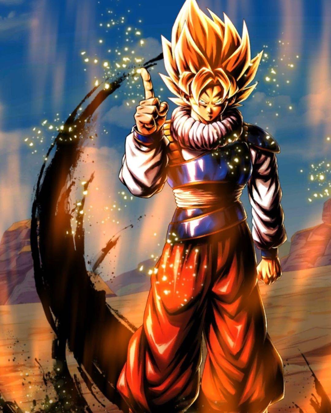 Goku Super Saiyan in 2020 Anime dragon ball super