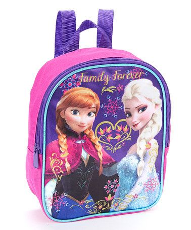 7752ca5bdce Another great find on  zulily! Frozen Mini Backpack by Global Design   zulilyfinds