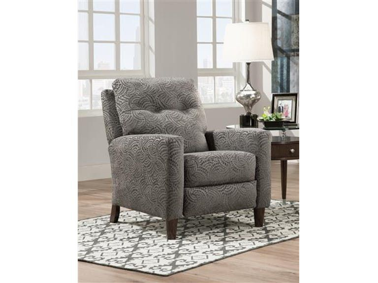 Southern Motion Living Room Hi Leg Recliner 1626   Carol House Furniture    Maryland Heights And Valley Park, MO