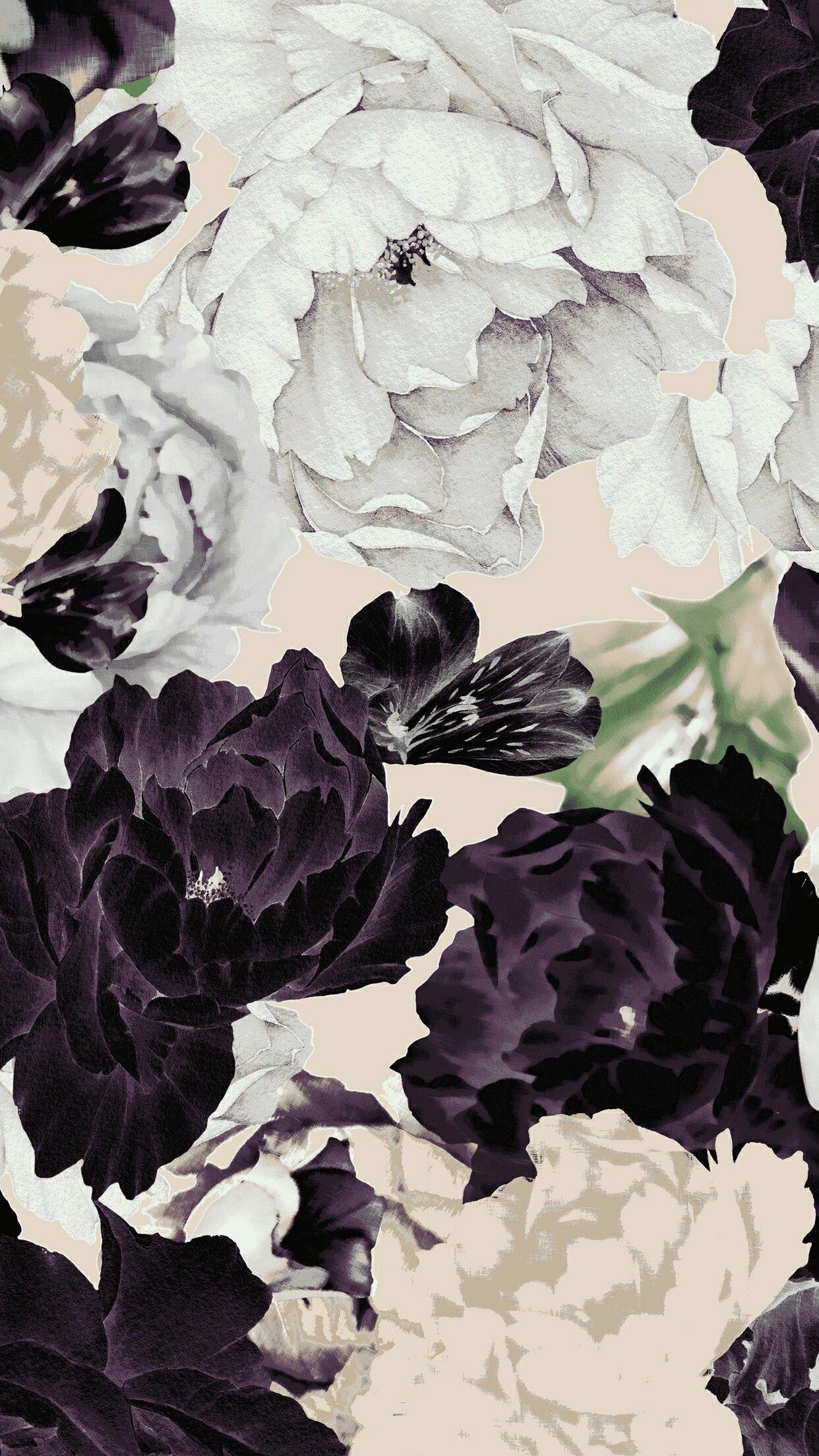 List Of Good Black Background For Smartphones Today Floral