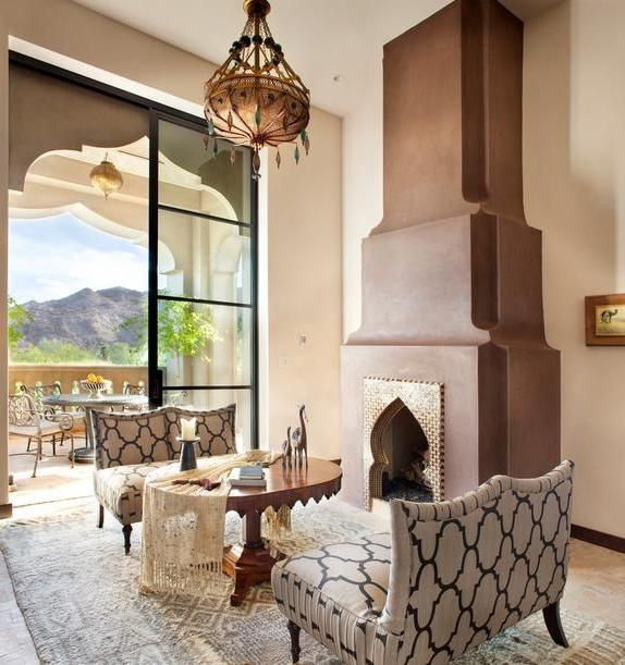 Decorate Your Home With An Arabic Theme Interior Nice Look
