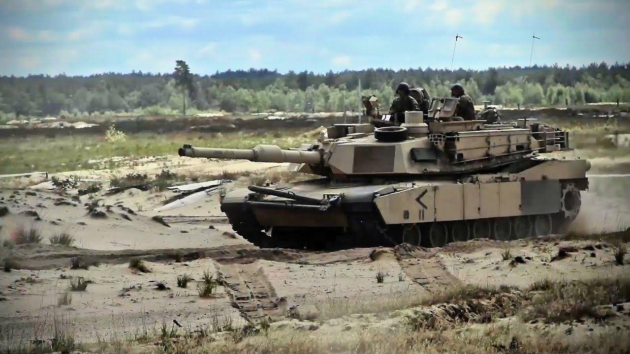 US 1st Armored Brigade Combat Team • Platoon Live Fire