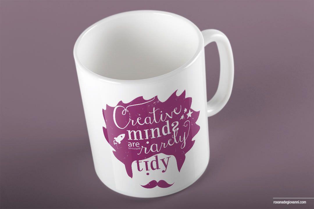 Mug design - merchandising