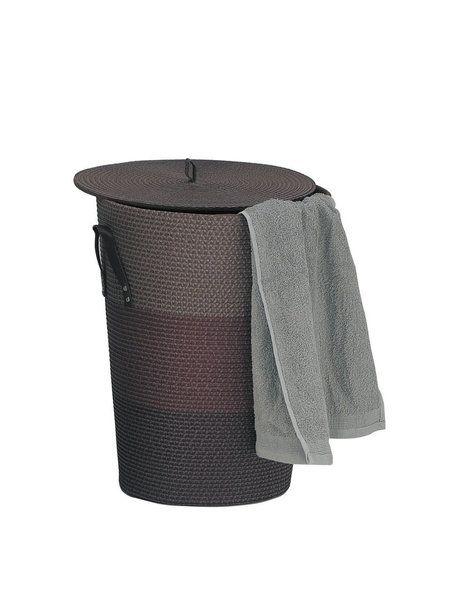 great panier linge en osier brun de l chez leroy merlin prix indicatif with tagre bois leroy merlin. Black Bedroom Furniture Sets. Home Design Ideas