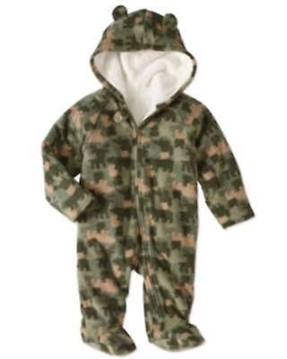 ef6c3566033d baby snowsuit - Healthtex Baby Boys Infant Winter Fleece Camo Warm ...