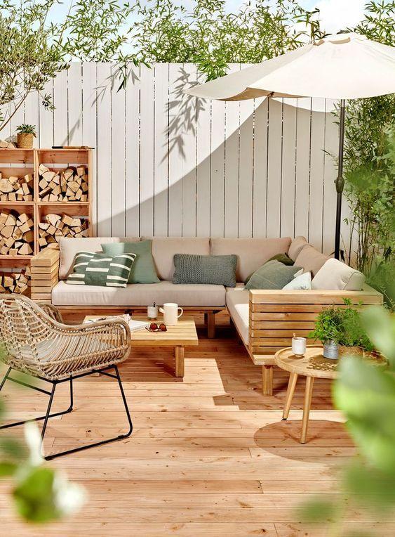 home decor 40 cozy outdoor terrace