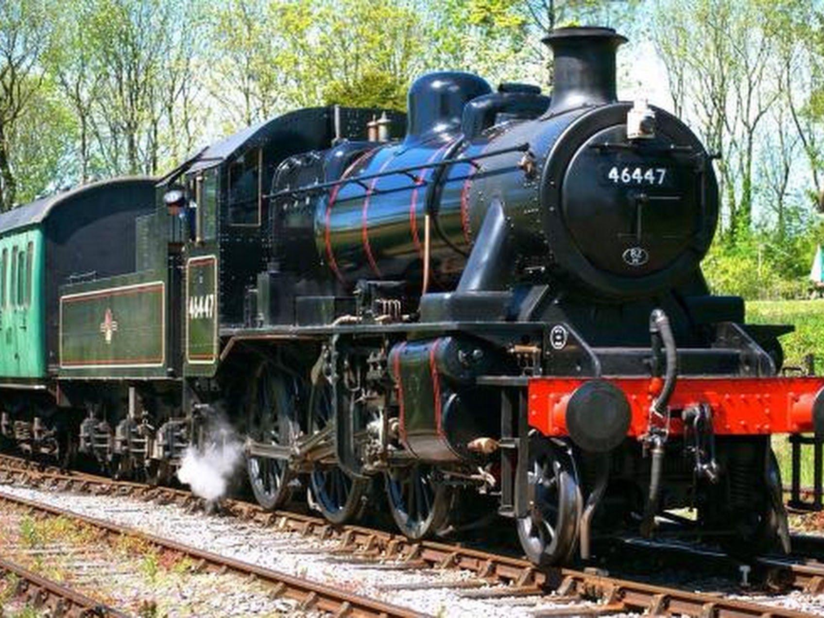 steam railways sussex