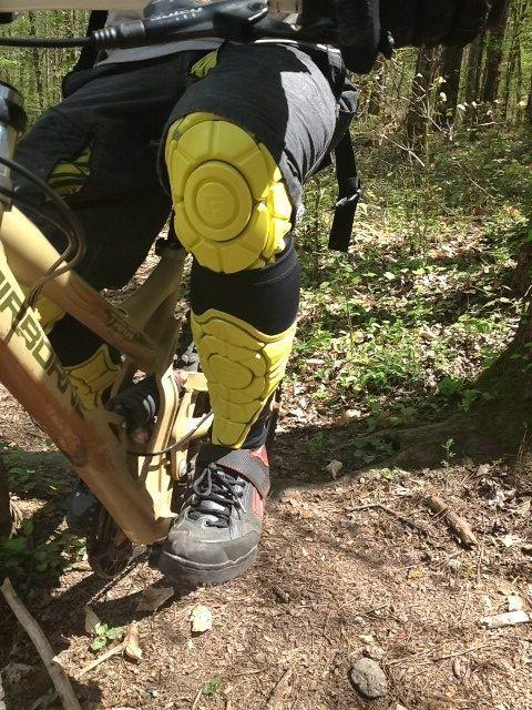 Leatt 3df Airflex Knee Guard Knee Shin Pads Guard