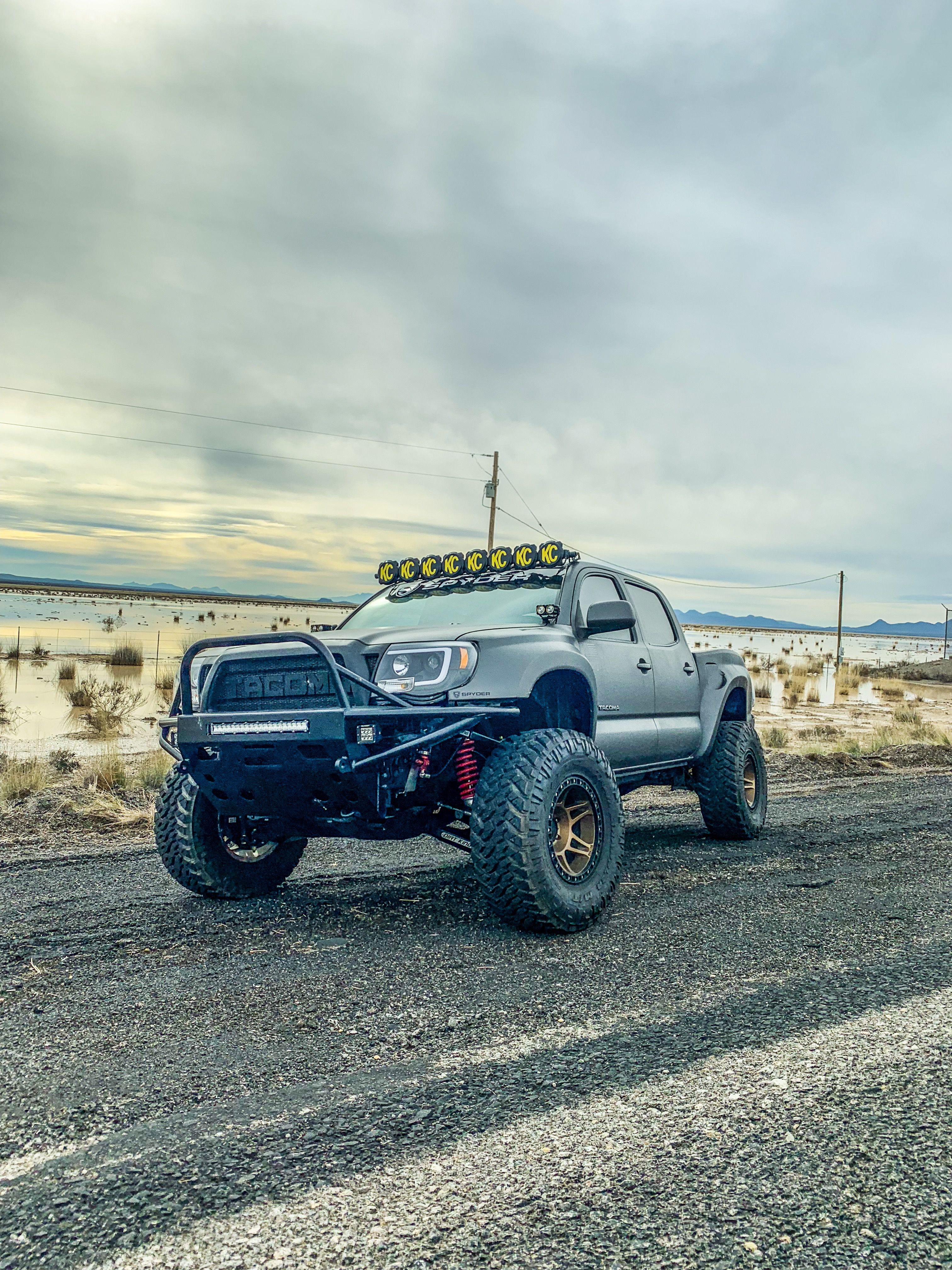 Toyota Pickup Parts >> Pin By Tacomabeast On 2nd Gen Tacoma Toyota Tacoma Parts