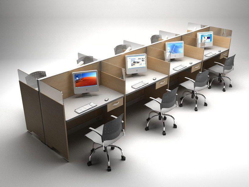 Sistemas modulares para oficina sistema 2100 muebles for Cubiculos de oficina