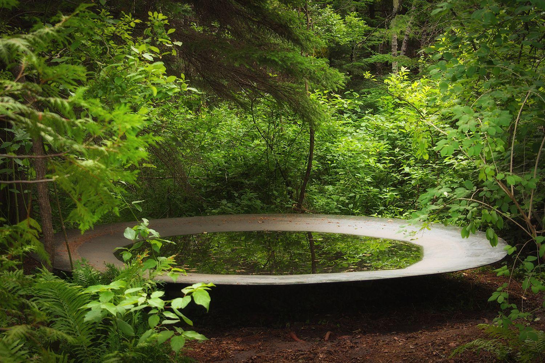 citylaboratory / rotunda, les jardins de grand-métis,  repinned by #rheingruen.blogspot.de