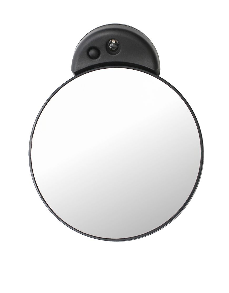 Image 1 of Tweezerman 10 X Magnifying Mirror With Light