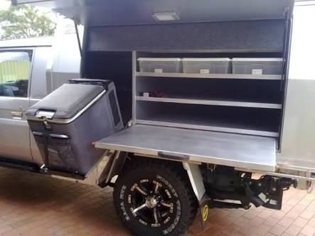 Image result for ute canopy camping setup | Off road | Pinterest ...