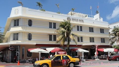The Bentley Hotel South Miami Beach Florida On Ocean Drive Spiagge Della