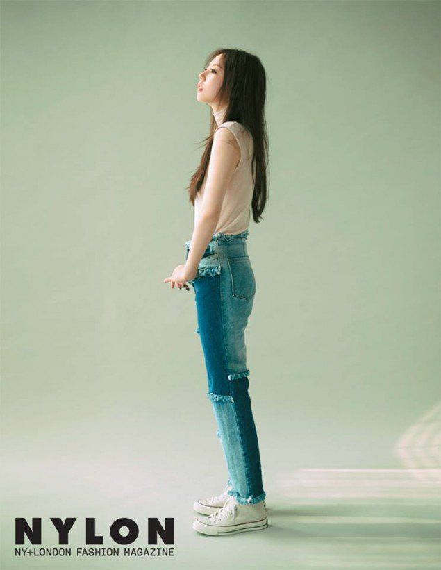 Sohee Is Breathtaking in 'Nylon' Summer Photoshoot | Koogle TV
