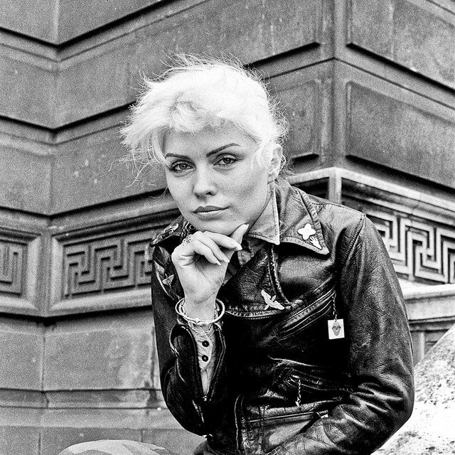 Debbie Harry by Steve Emberton