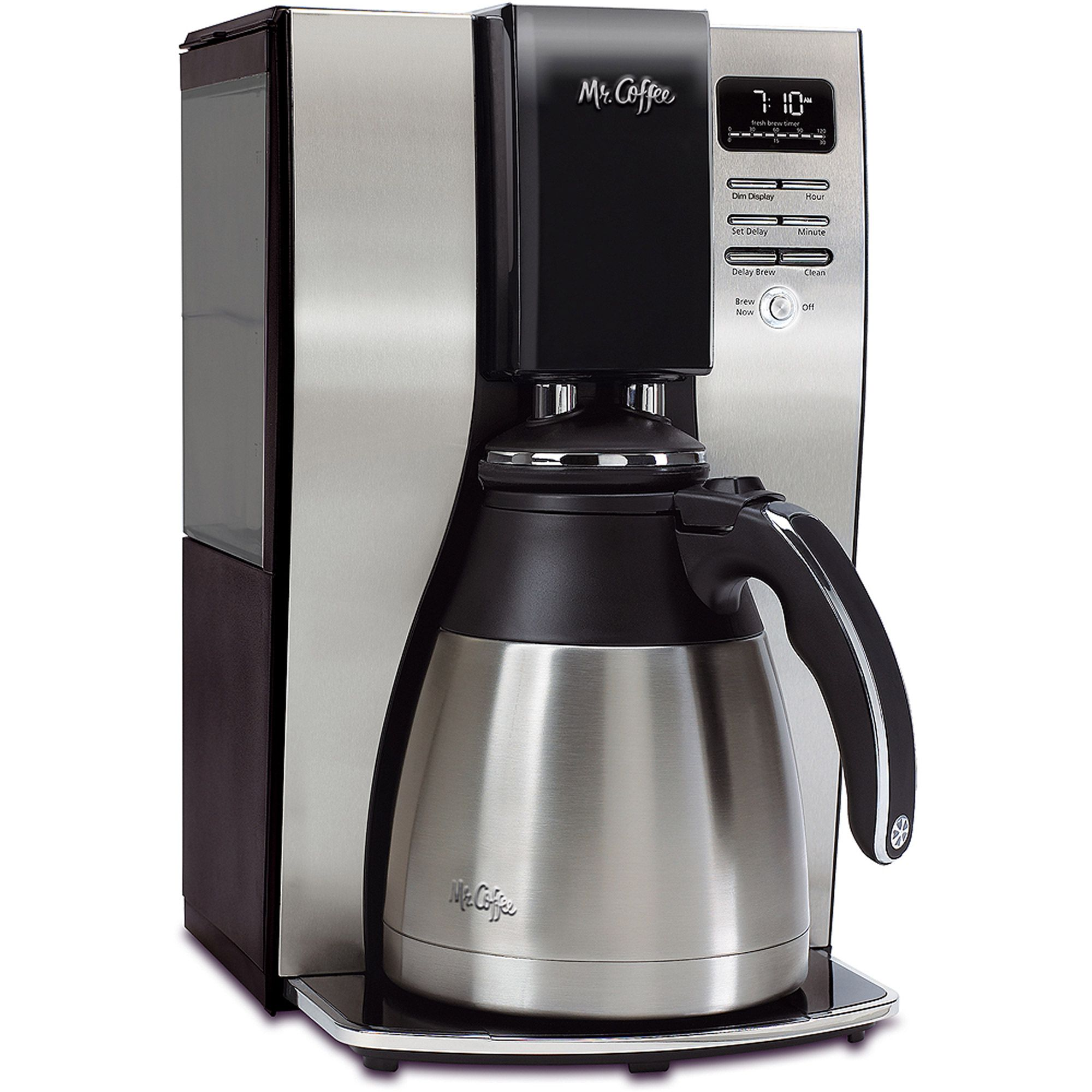 Best Electric Coffee Maker Mr Coffee 10 Cup Optimalbrew Thermal Coffee Maker The Ojays