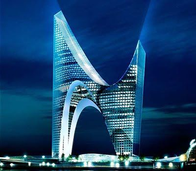Picturespool: Weird Building Designs | Weird Buildings | Pinterest