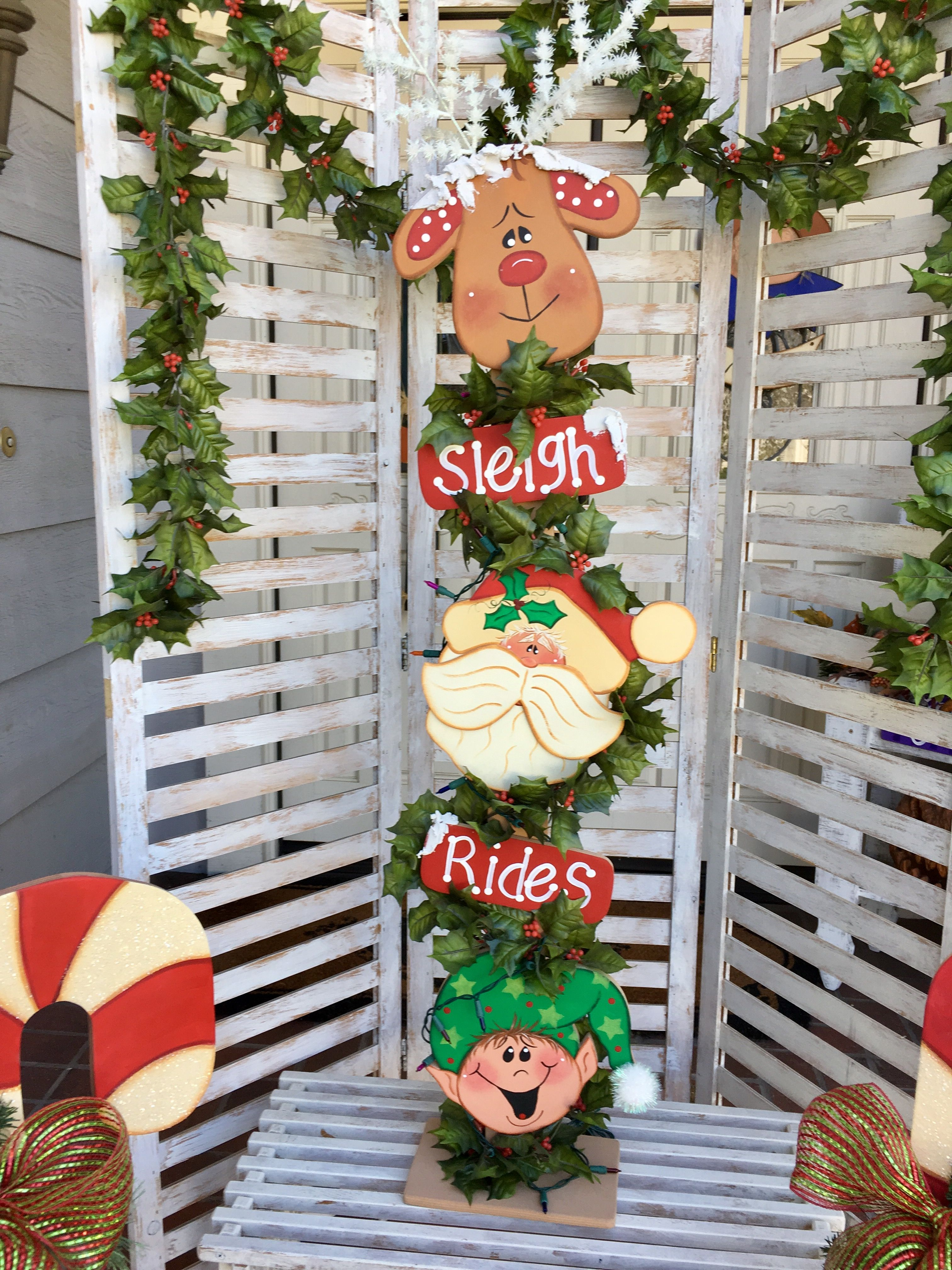 Pin By Mary Hensler On Wooden Signs Christmas Wood Crafts