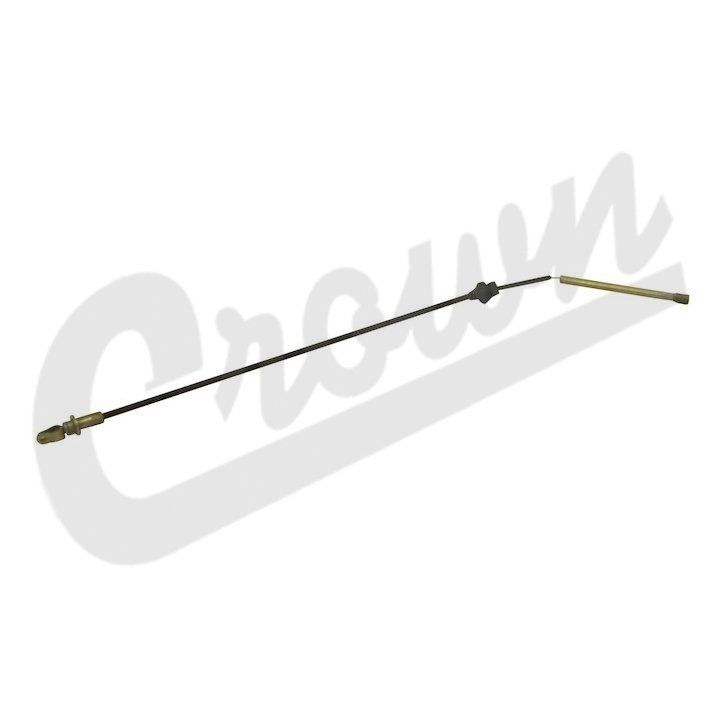 j5351388 accelerator cable for 1971  5 9l or 6