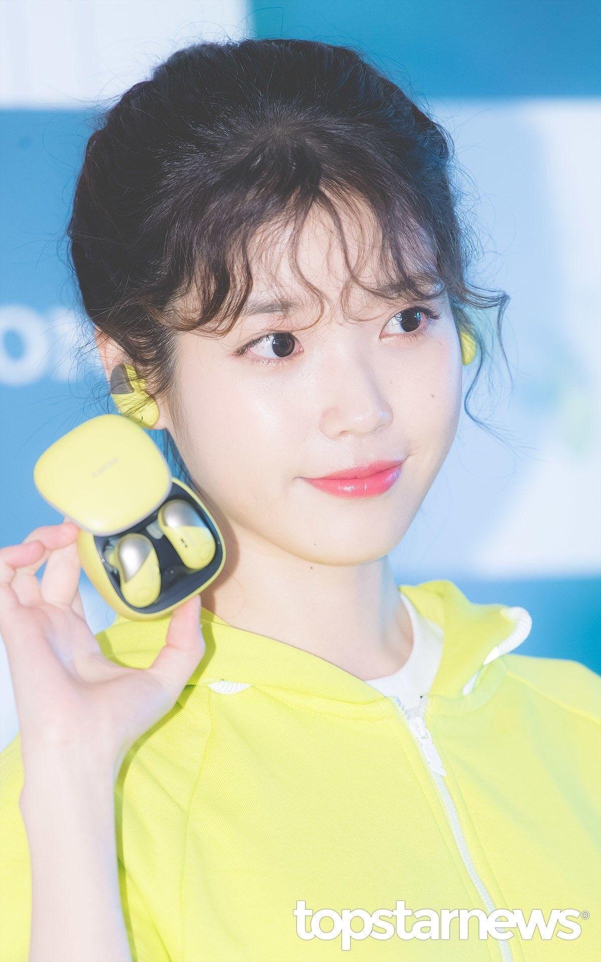 Iu 180523 Sony Korea Earphone Event Https Www Sunglassessmall Us Korean Celebrities Korean Singer Asia Girl