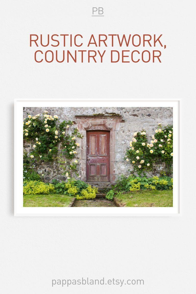 English Farmhouse Decor Door Art Prints Bedroom Wall Art Etsy In 2021 Oversized Art Print Etsy Wall Art Photography Prints Art