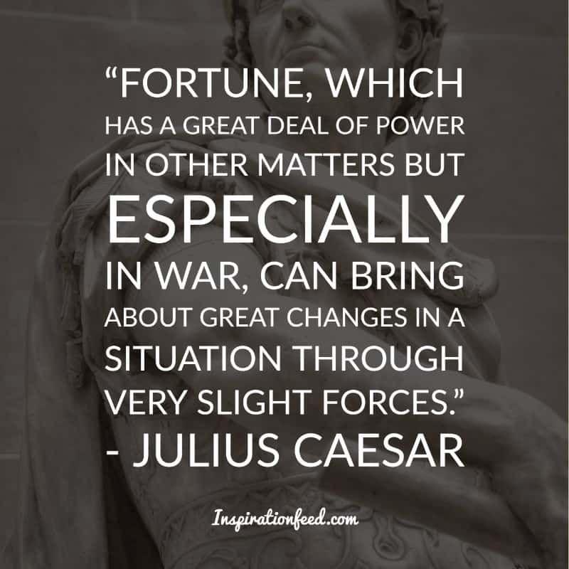 60 Famous Julius Caesar Quotes On Leadership Bravery And Honor Best Julius Caesar Quotes