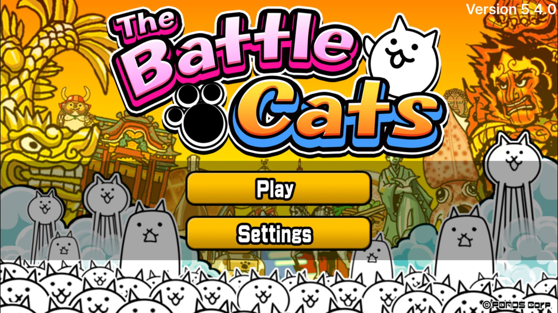 The Battle Cats SimulationStrategyappsios Ipad games
