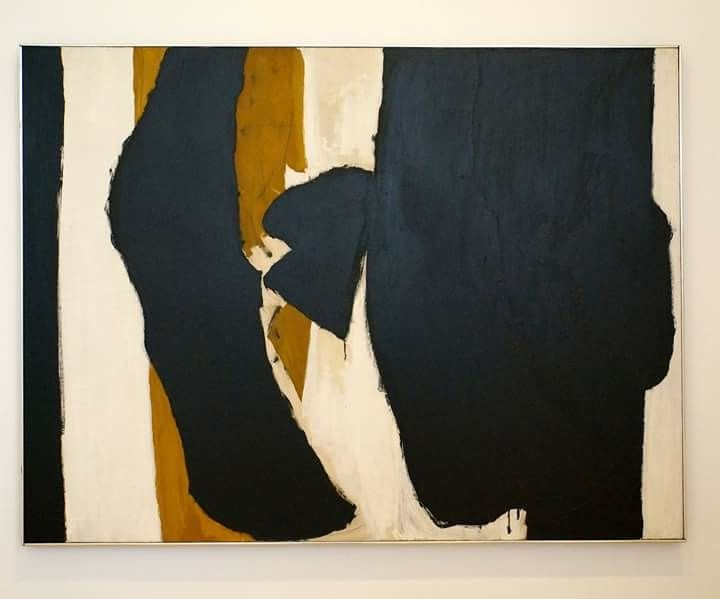 Robert motherwell 1915 1991 wall painting no iv 1954 · franz klinewall