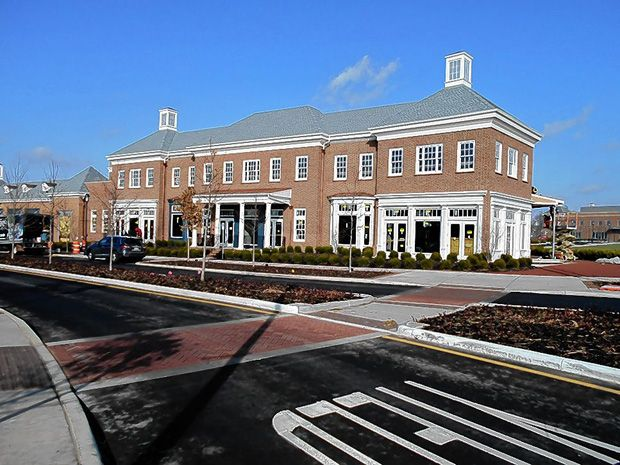 The New Albany Architectural Review Board On Dec 8 Voted 6 0 To