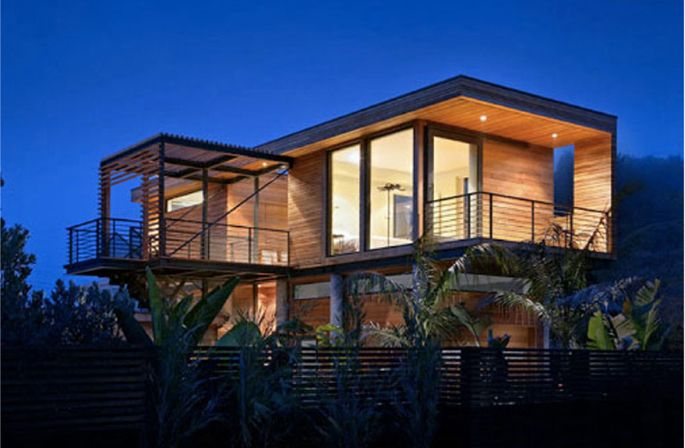 Modern bali house plans home design and style Bali home design